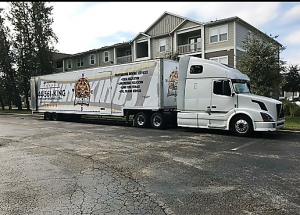 Moving Kings truck that our interstate movers Florida use.