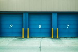 3 storage units.