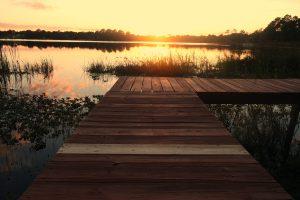 Image of a lake.