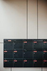 Letter locker,