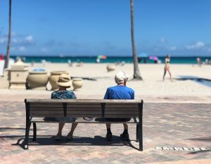 Although Miami's climate is extricating during summer, people love coming to Miami Beach.