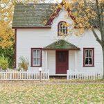 a beautiful house