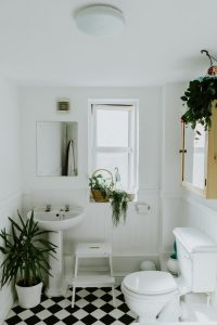 Good planning is key if you want to remodel a small bathroom
