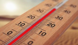 Extreme heat is bad for your items.