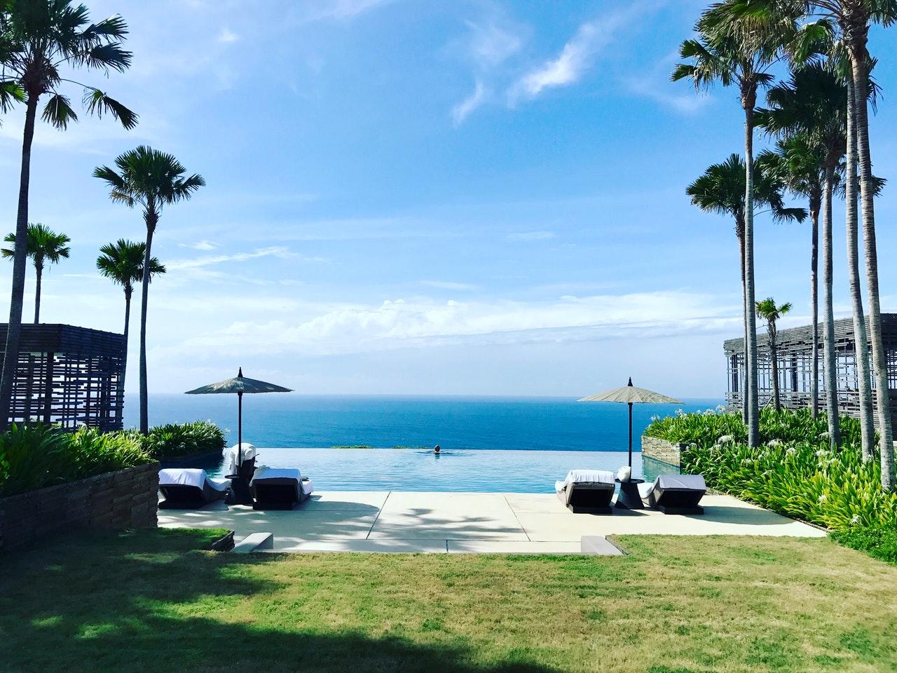 a Miami beach