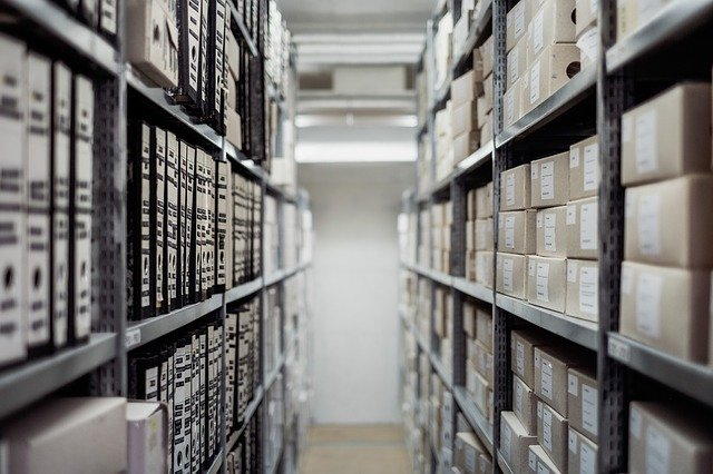 Shared storage units