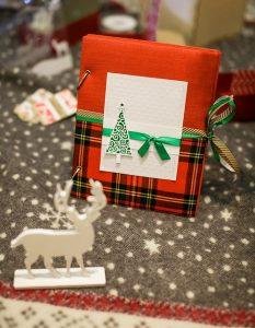 Christmas photo album